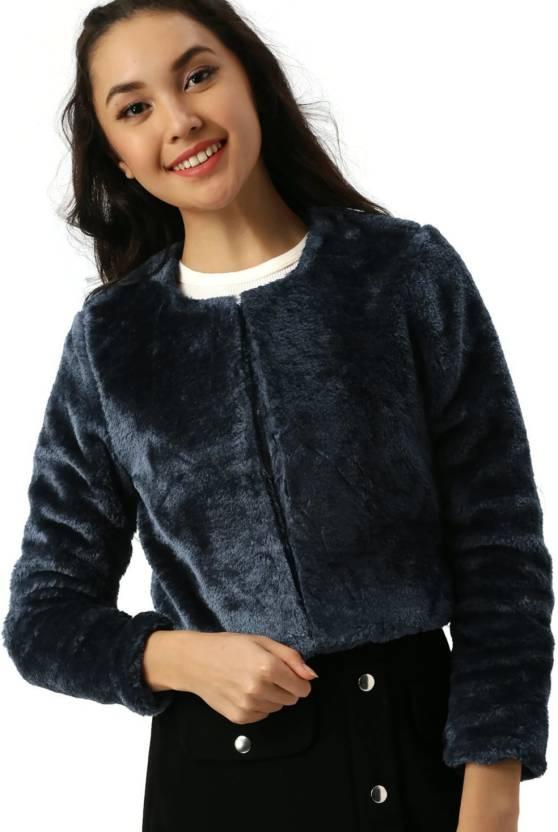 55c7e46dedc Dressberry Full Sleeve Solid Women Jacket