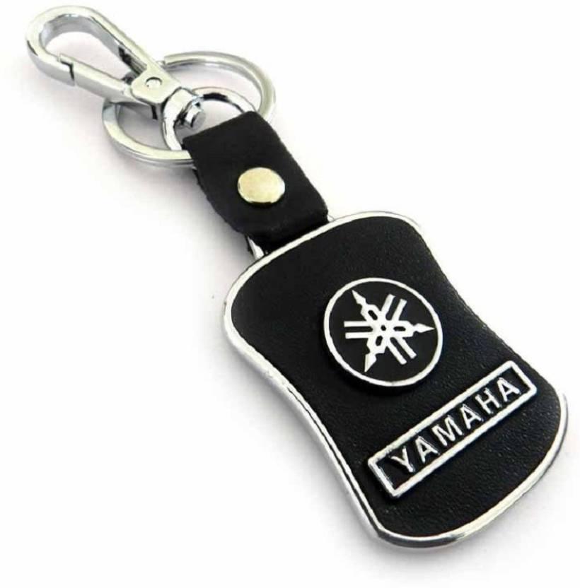 Iktu Yamaha Car Leather Keychain With Hook Key Chain Price in India - Buy  Iktu Yamaha Car Leather Keychain With Hook Key Chain online at Flipkart.com 58f4bb994092