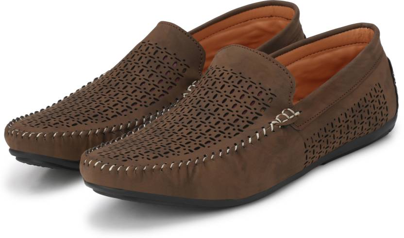Andrew Scott Classic Comfort Loafers For Men
