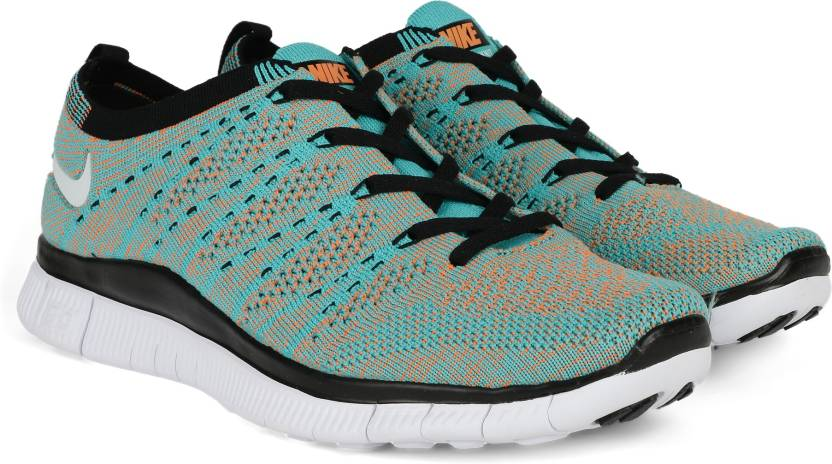 Nike FREE 5.0 FLYKNIT Running Shoes For Men