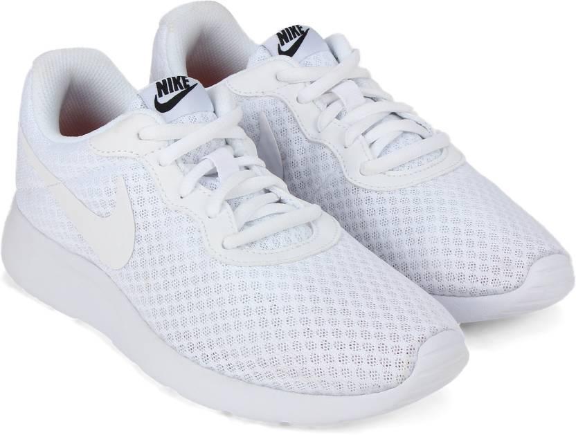 06141063d69 Nike WMNS NIKE TANJUN Running Shoes For Women - Buy WHITE WHITE ...