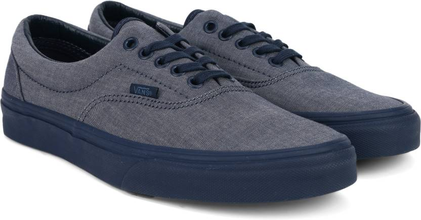 5ccf001387 Vans Era Sneakers For Men - Buy Blue Color Vans Era Sneakers For Men ...