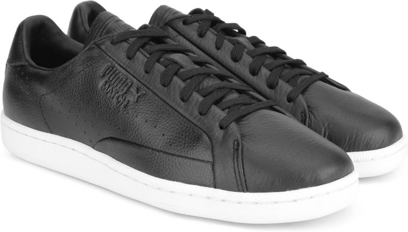 5387c0ce1e2e Puma Match 74 Tumbled Sneakers For Men - Buy Puma Black Color Puma ...