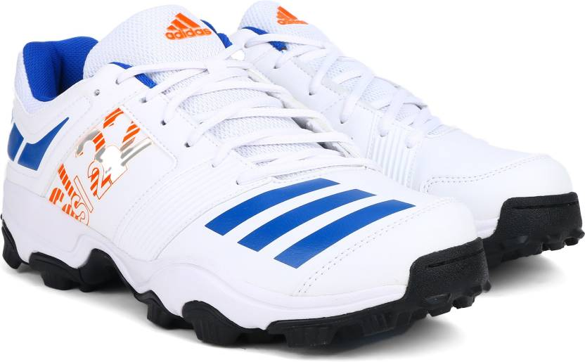 buy popular f0c58 7cb94 ADIDAS SL22 TRAINER 2017 Cricket Shoes For Men (White)