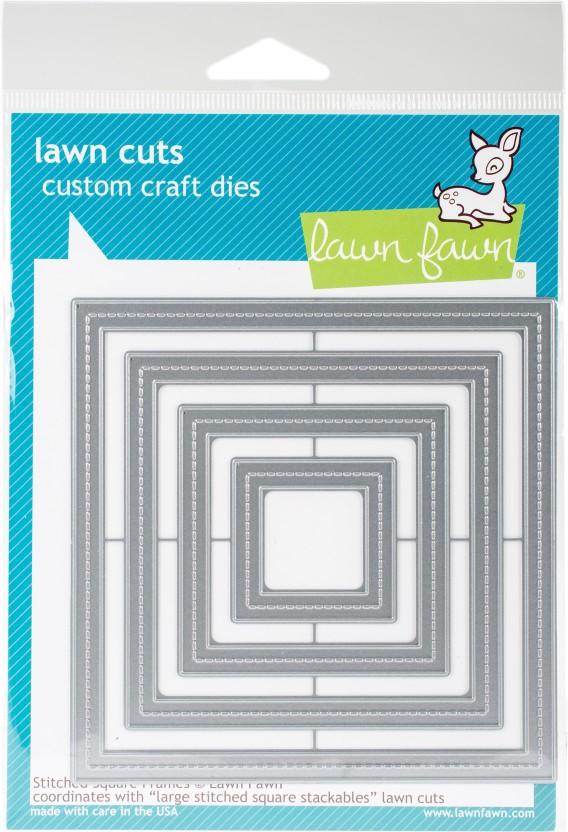 Lawn Fawn Custom Craft Dies Coles ABCs