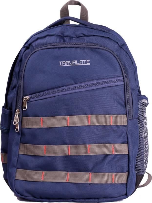 b839fea1c5b1 Travalate Sturdy 35 Litres Travel Backpack| Casual Backpack 35 L ...