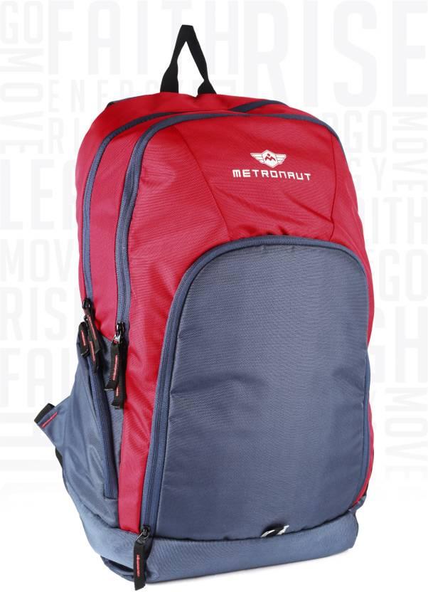 9735a3aefb Metronaut Citytrek 22.4 L Backpack Red
