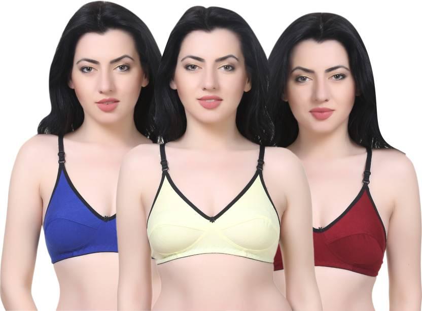 383a282b1a9f6 Yana Women T-Shirt Non Padded Bra - Buy Yana Women T-Shirt Non ...