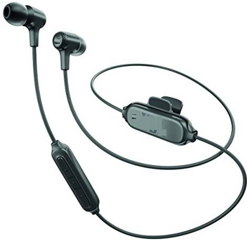 a1eb7a3e954 handh E25 BT Jb.L(JBL) WIRELESS HEADSET Bluetooth Headset with Mic (Black,  In the Ear)