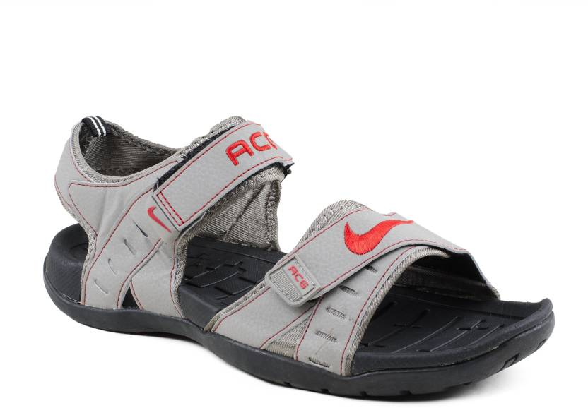 3851a4a0ce60cd ACG Men Grey Sandals - Buy ACG Men Grey Sandals Online at Best Price - Shop  Online for Footwears in India