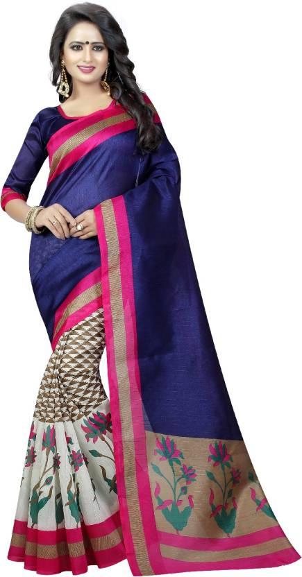 yashika Printed Daily Wear Art Silk Saree
