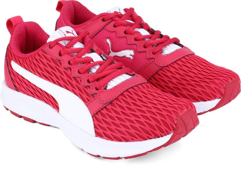 7c91814ed6 Puma Fabian Wn Running Shoes For Women - Buy LOVE POTION-WHITE Color ...