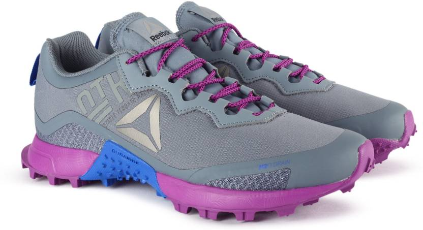 eb360f141196a3 REEBOK ALL TERRAIN CRAZE Running Shoes For Women - Buy DUST VIOLET ...