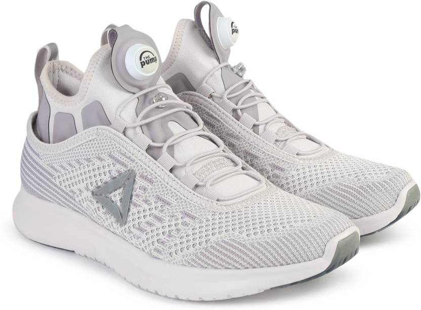 583d25e3e5dc REEBOK REEBOK PUMP PLUS ULTK Running Shoes For Women - Buy LILAC ASH ...