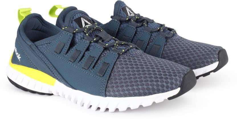 REEBOK IDENTITY COMFORT Running Shoes For Women - Buy INDIGO YLLW ... 4052f46c2