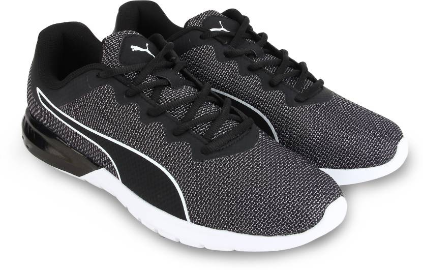 Puma Vigor Wn s Running Shoes For Women - Buy Puma Black-Puma White ... 29fbfe16a