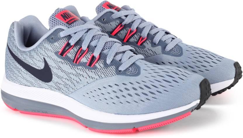 detailed look 05180 69da2 Nike WMNS NIKE ZOOM WINFLO 4 Training & Gym Shoes For Women