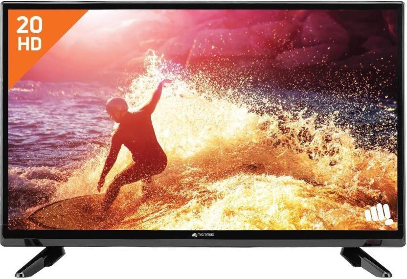Micromax 50cm 20 inch hd ready led tv online at best prices in india micromax 50cm 20 inch hd ready led tv ccuart Images