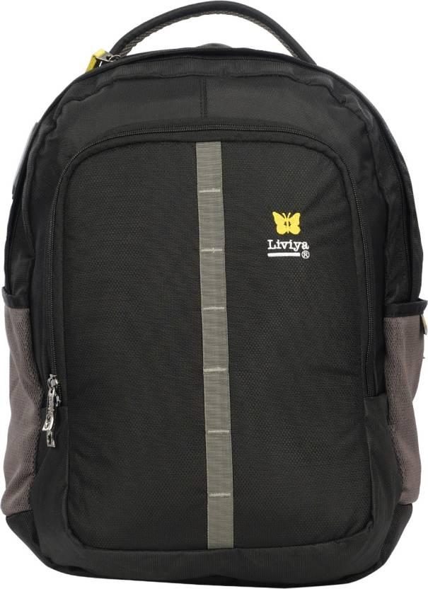 1dd63bf3a47969 Liviya SB986LV 41 L Large Backpack Black - Price in India | Flipkart.com