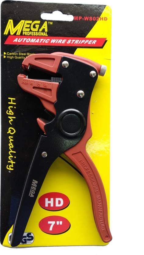 dd48c85beefbb Mega MP-WS02HD WIRE STRIPPER Wire Cutter Price in India - Buy Mega  MP-WS02HD WIRE STRIPPER Wire Cutter online at Flipkart.com