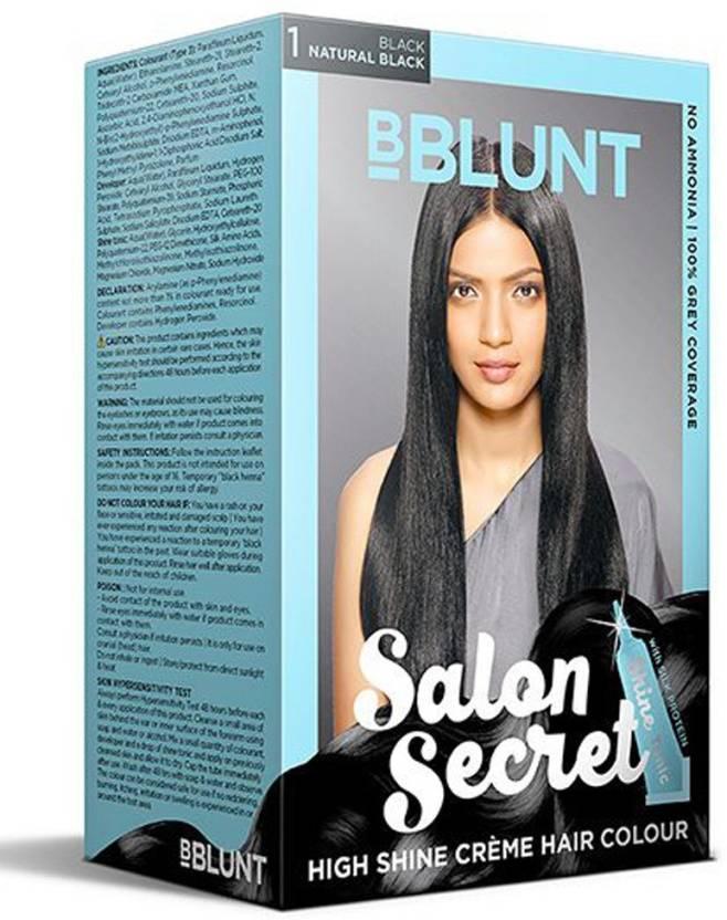 Bblunt Salon Secret High Shine Cream Hair Colour Hair Color Price