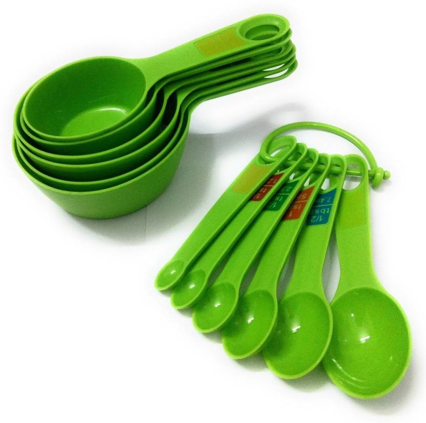 de0a1bc20f8 yangli 12pcs-cups-spoons-set Measuring Cup Set Price in India - Buy ...