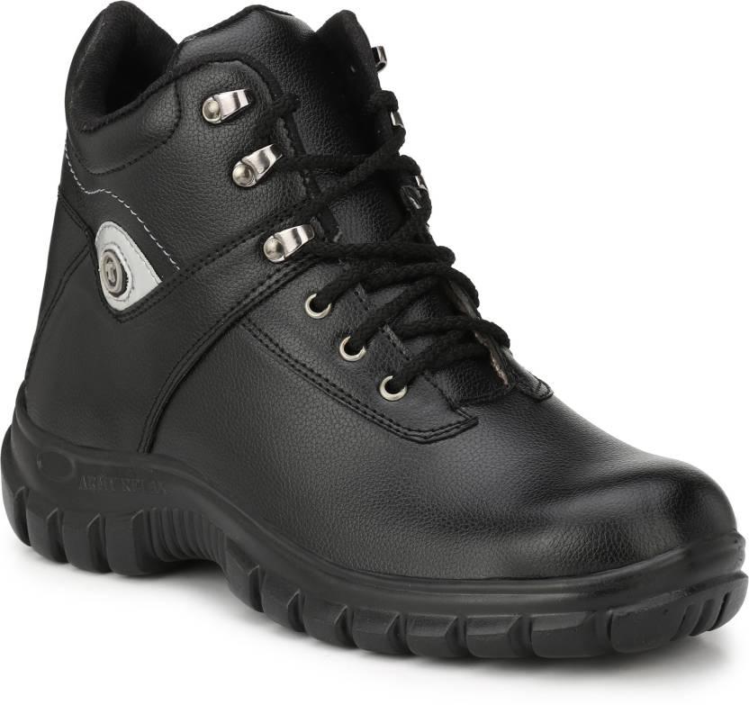 773e6264271 Fashion Tree Steel Toe Safety Shoe (Timberwood TWBK09) Boots For Men