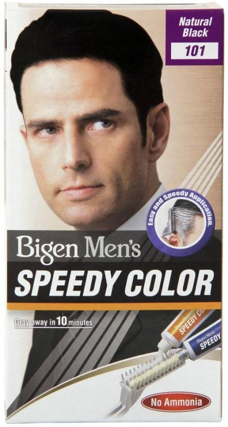 Bigen Men S Speedy Hair Color Price In India Buy Bigen Men S