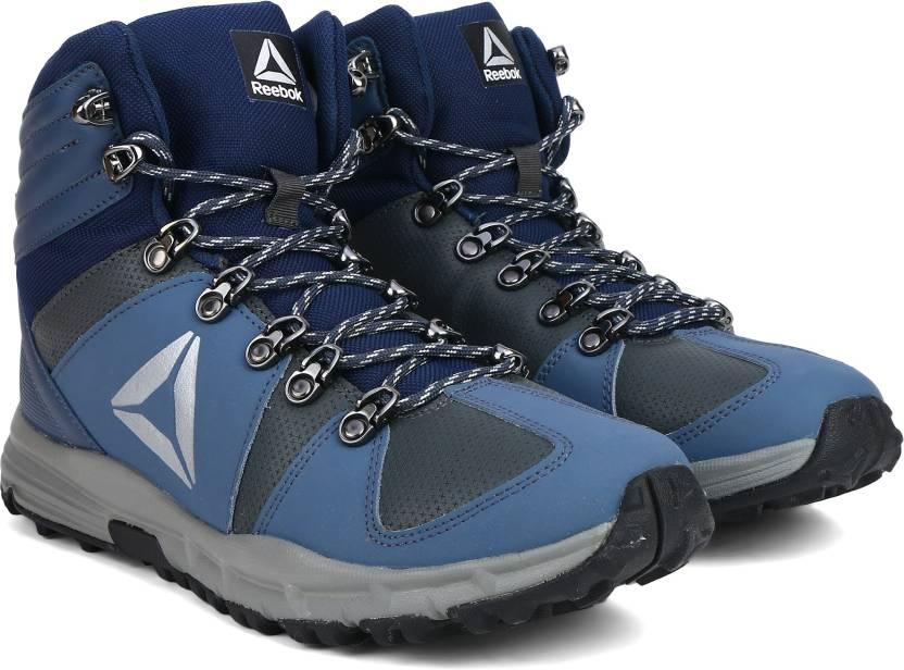 REEBOK OUTDOOR VOYAGER MID Outdoor Shoes For Men - Buy SAGE NAVY GUN ... 24caa8adf