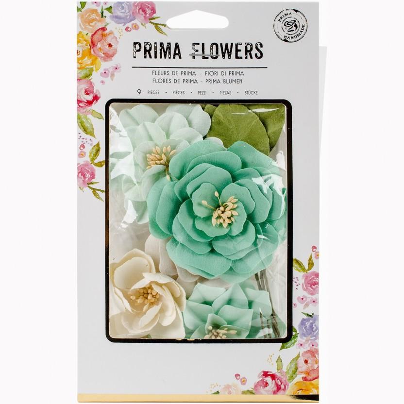 Prima Marketing Bouquet Mix Flowers-hollybrook