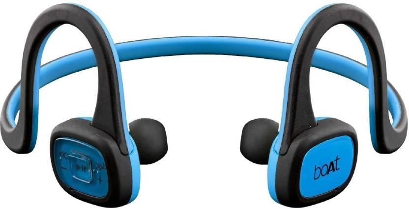 faf68633cd5 boAt Rockerz 245 In-Ear Sweat proof Wireless Sports Running Earphones  Bluetooth Headset with Mic (Cobalt Blue, On the Ear)