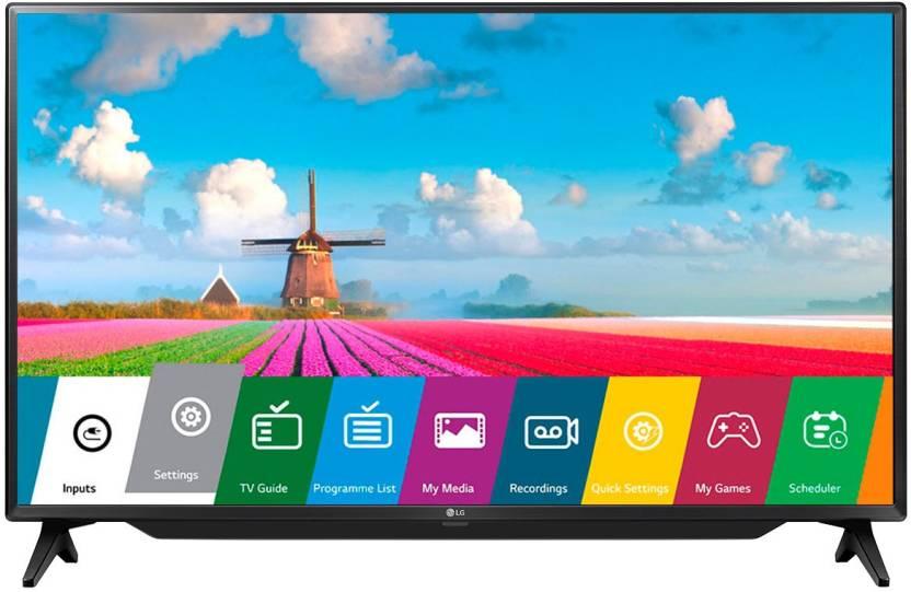 LG Smart 108cm (43 inch) Full HD LED TV