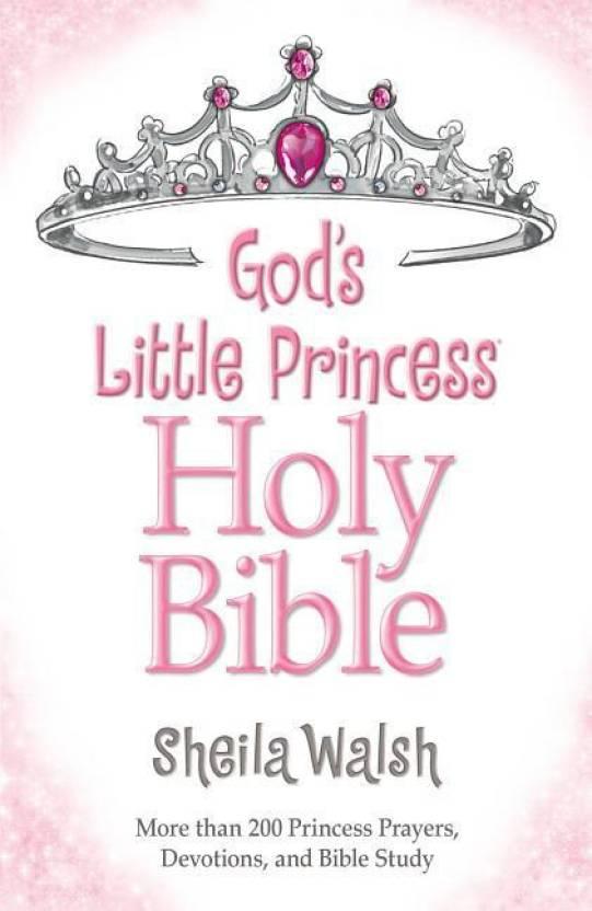 God's Little Princess Bible: New King James Version: Buy God's