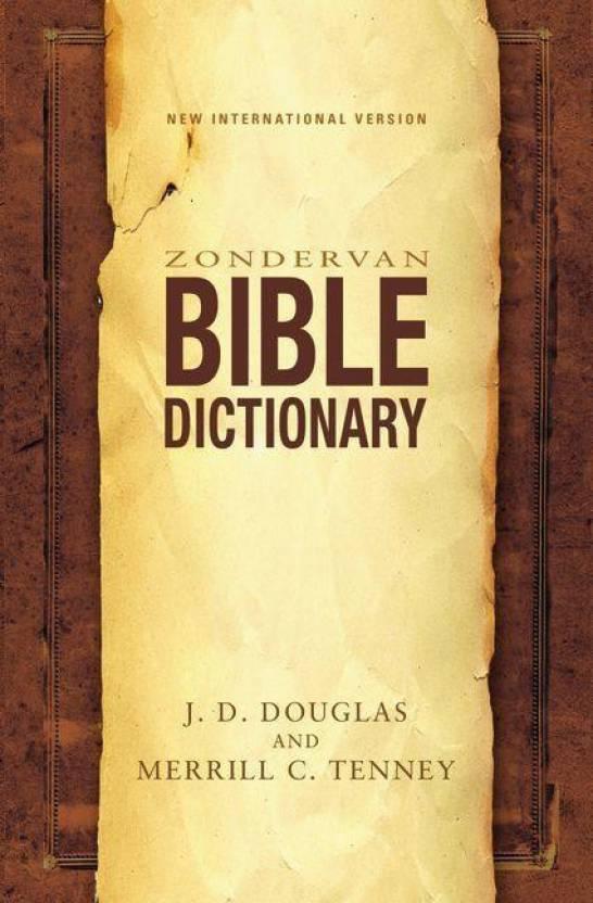 Zondervan Bible Dictionary: Buy Zondervan Bible Dictionary