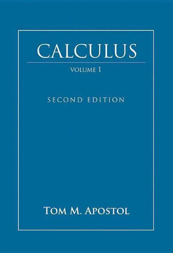 Calculus, One-Variable Calculus with an Introduction to Linear ...