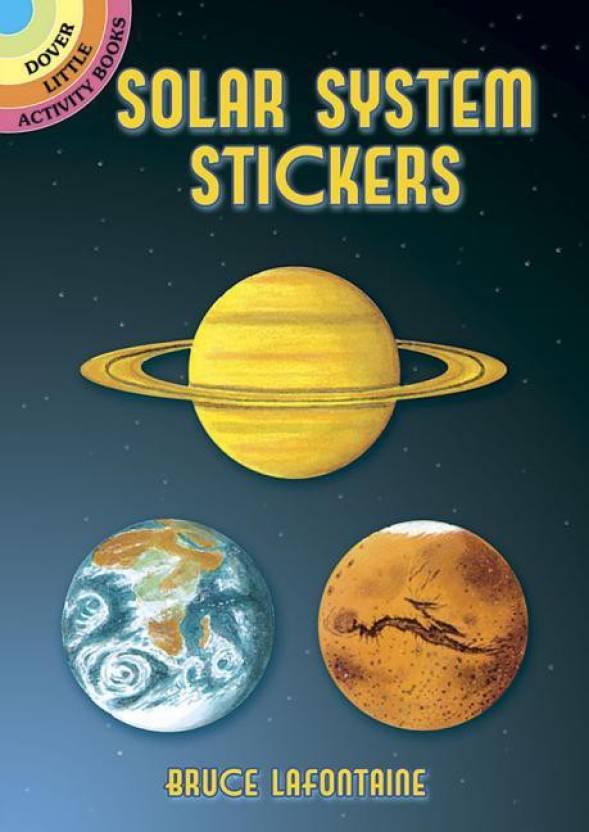 Solar System Stickers - Buy Solar System Stickers Online at Best ...