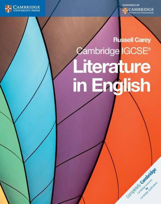 Cambridge igcse literature in english buy cambridge igcse cambridge igcse literature in english ccuart Image collections