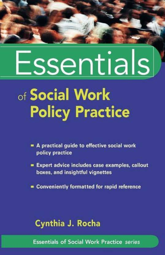 Essentials of Social Work Policy Practice: Buy Essentials of Social