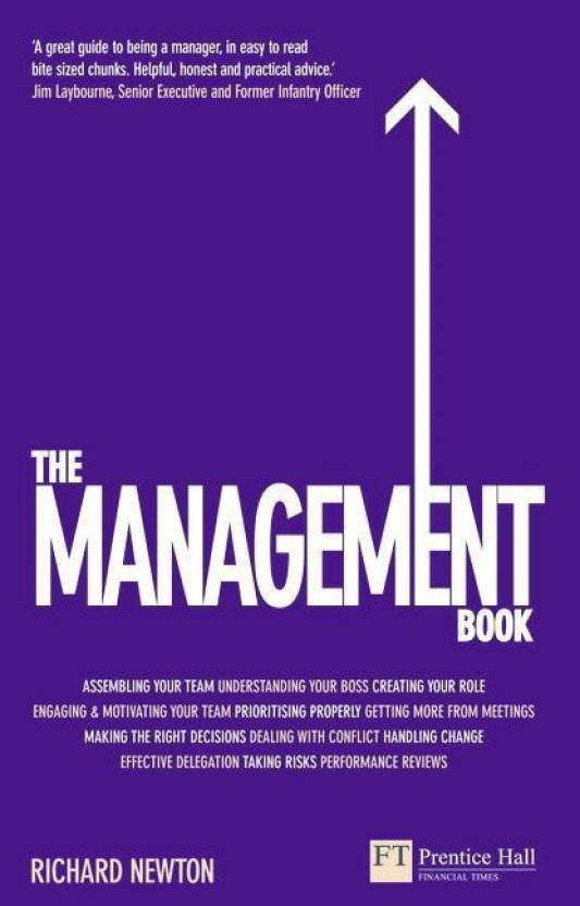 Management Book: Buy Management Book by Newton Richard