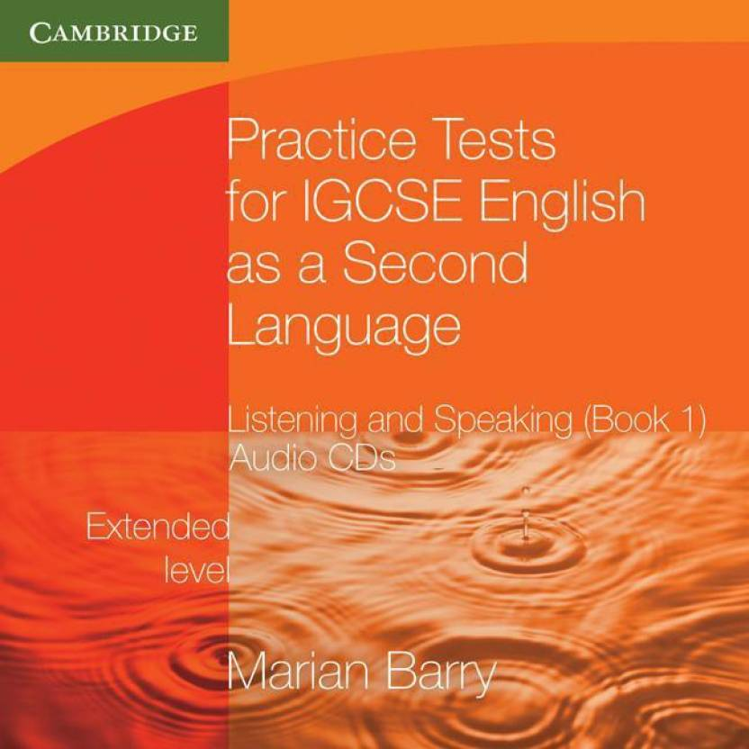 Practice Tests for IGCSE English as a Second Language