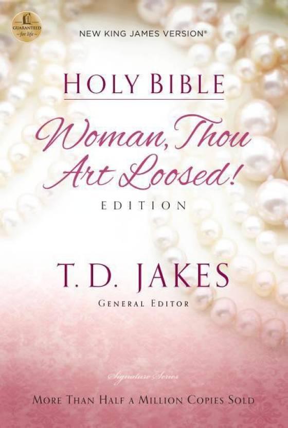 Woman Thou Art Loosed-NKJV: Buy Woman Thou Art Loosed-NKJV