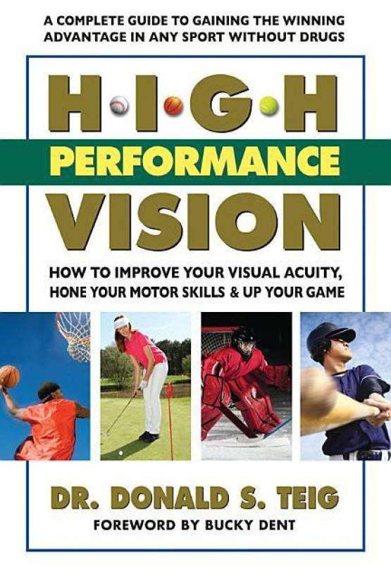 High Performance Vision: Buy High Performance Vision by Teig