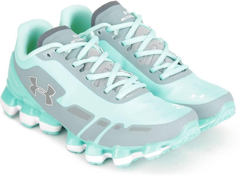 online retailer fc9ba 2df78 Under Armour UA SCORPIO Running Shoes For Women