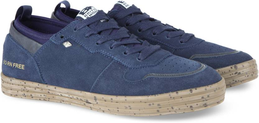 67d4212f178 British Knights FOSTER Sneakers For Men - Buy NAVY CREPE Color ...