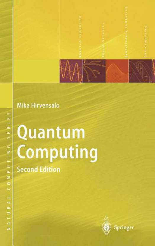Quantum Computing (Natural Computing Series): Buy Quantum