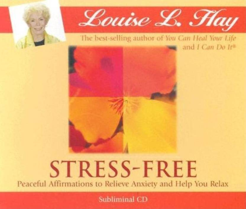 Stress-Free: Peaceful Affirmations to Relieve Anxiety and Help You