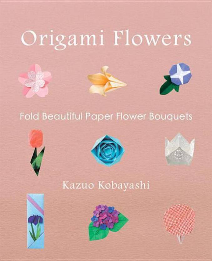Origami flowers fold beautiful paper flower bouquets buy origami origami flowers fold beautiful paper flower bouquets mightylinksfo