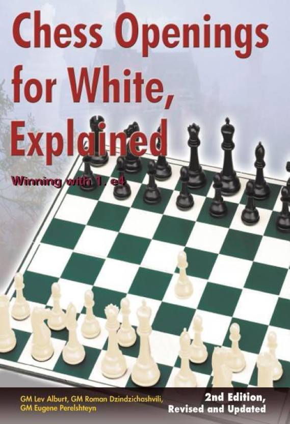 Chess Openings for White, Explained 2nd Edition Chess-openings-for-white-explained-winning-with-1-e4-original-imafybs6eeyeywzh
