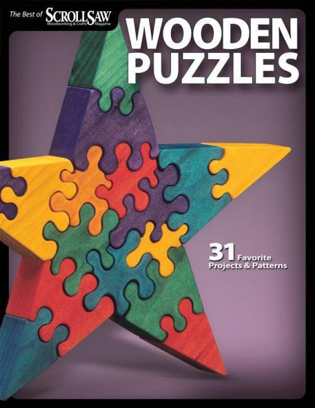 Wooden Puzzles Buy Wooden Puzzles By Editors Of Scroll Saw