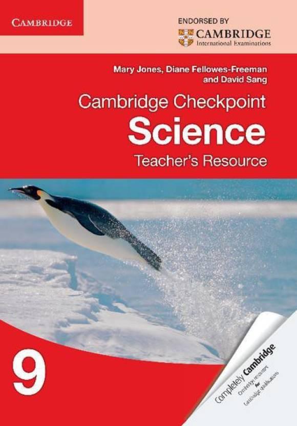 Cambridge Secondary 1/Checkpoint Science Teacher CD-ROM 9: Buy